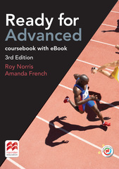 Ready for Advanced 3rd edition + key + eBook Student's Pack