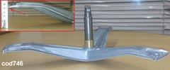 Крестовина барабана стиральной машины BOSCH ( от комплекта 215117, 236611)