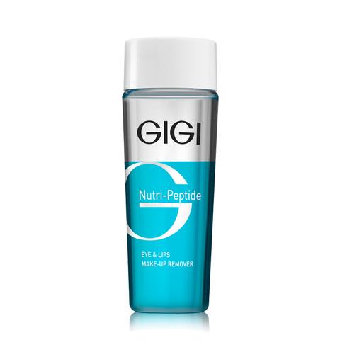 GiGi Nutri-Peptide Make up remover Жидкость для снятия макияжа с пептидами, 100 мл.
