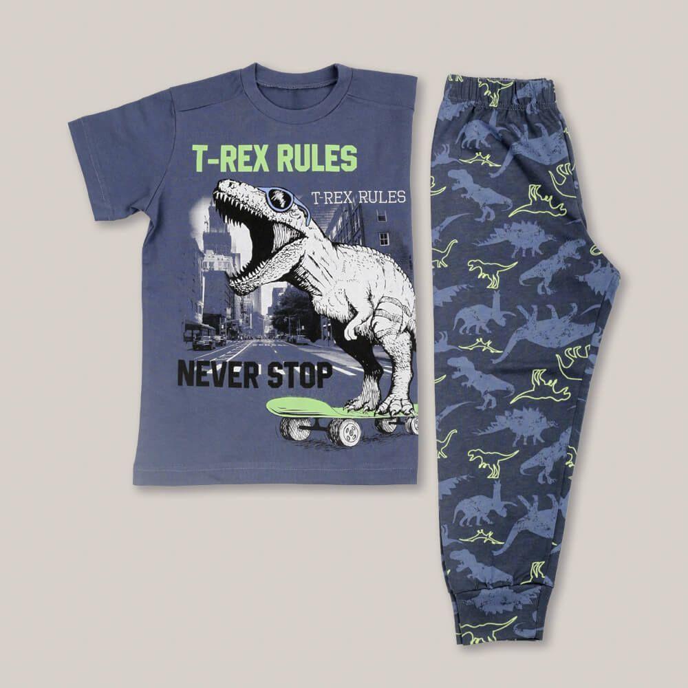 Детская мужская пижама E20K-23P101