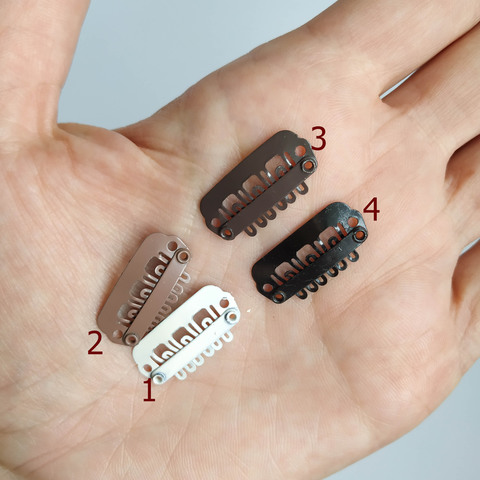 Гребешки для волос мини (23мм.)