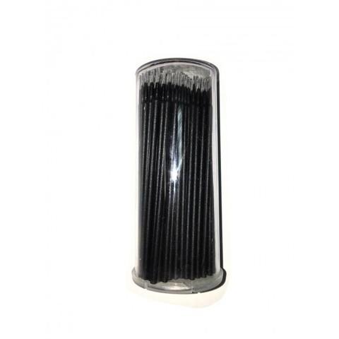Микробраши в колбе черные 1,2 мм