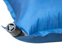 Подушка кемпинговая Talberg Travel Pillow синий (43х34х8,5 см) - 2
