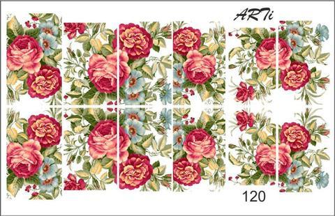 Слайдер наклейки Arty for you №120 купить за 80руб