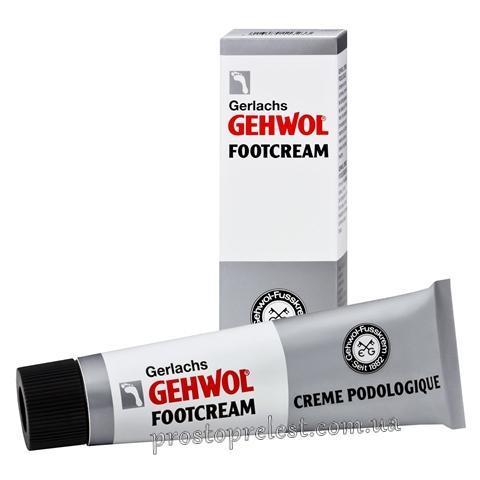 Gehwol Fusskrem - Крем для втомлених ніг
