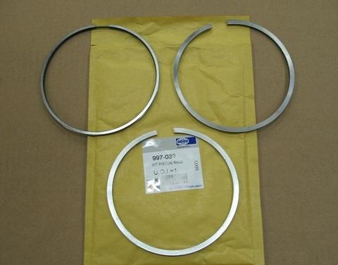 Кольца поршневые, комплект на 1 поршень / PISTON RING KIT АРТ: 997-039