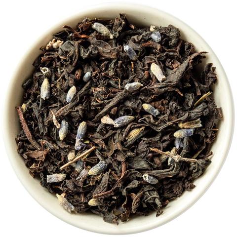 Чай Эрл Грей с бергамотом и лавандой
