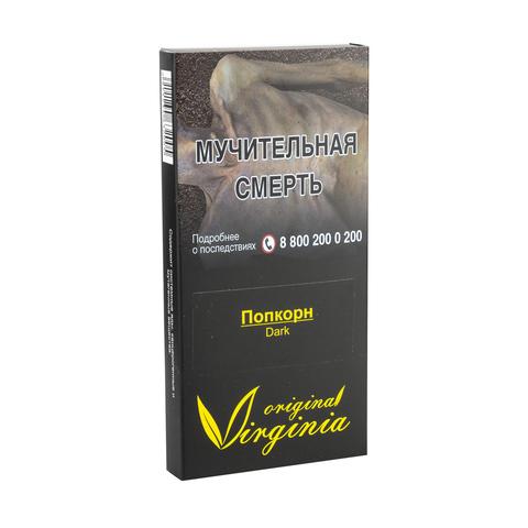Табак Virginia Dark Попкорн 20 г
