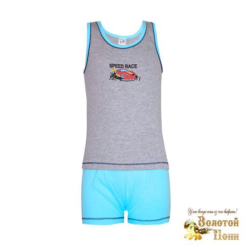 Комплект хлопок мальчику (3-6) 201214-MD20.70