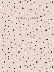 Блокнот в точку: Bullet Journal (горошек)