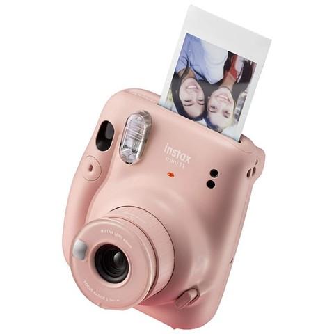 Fotoaparat \ Фотоаппарат Fujifilm Instax Mini 11 Pink, размер 107,6 × 121,2 × 67,3 мм