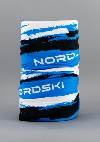 Баф Nordski Stripe Deep Blue