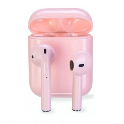 Беспроводные наушники InPods 12 розовые