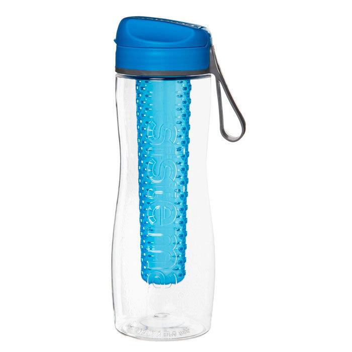 "Бутылка для воды Sistema ""Hydrate"", Тритан, 800 мл, цвет Голубой"