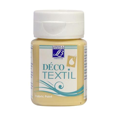 Краска по ткани Lefranc&Bourgeois DECO TEXTIL 50 мл 875, морская губка