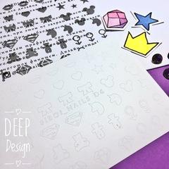 Deep design D6