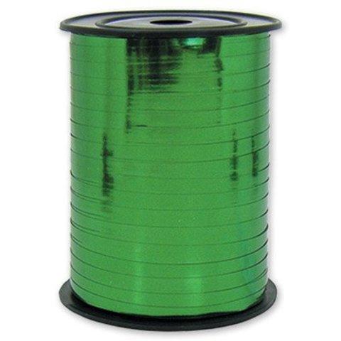 Лента металлизир 5ммХ230м зеленая