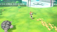 Pokémon: Let's Go, Pikachu! (Nintendo Switch, английская версия)