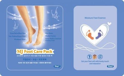 Гиалуроновая маска для ног  Mijin Cosmetics Foot Care Pack