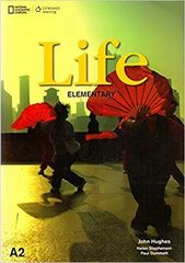 Life Elementary Students Book with DVD