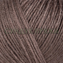 Gazzal Baby Wool XL 835 (кофейный)
