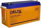 Аккумулятор Delta DTM 12150 L ( 12V 150Ah / 12В 150Ач ) - фотография