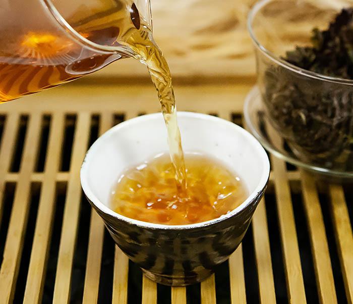 TEA-CH136 Улун Габа Алишань «Изумрудная» (Тайвань, 10 гр) фото 12