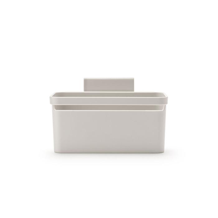 Органайзер для раковины на присоске, Светло-серый, арт. 302480 - фото 1