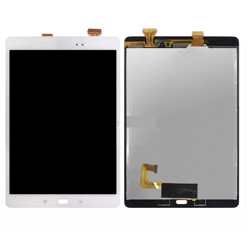 LCD SAMSUNG P550 P555 + Touch White MOQ:5