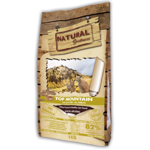Natural Greatness Top Mountain - 18 кг