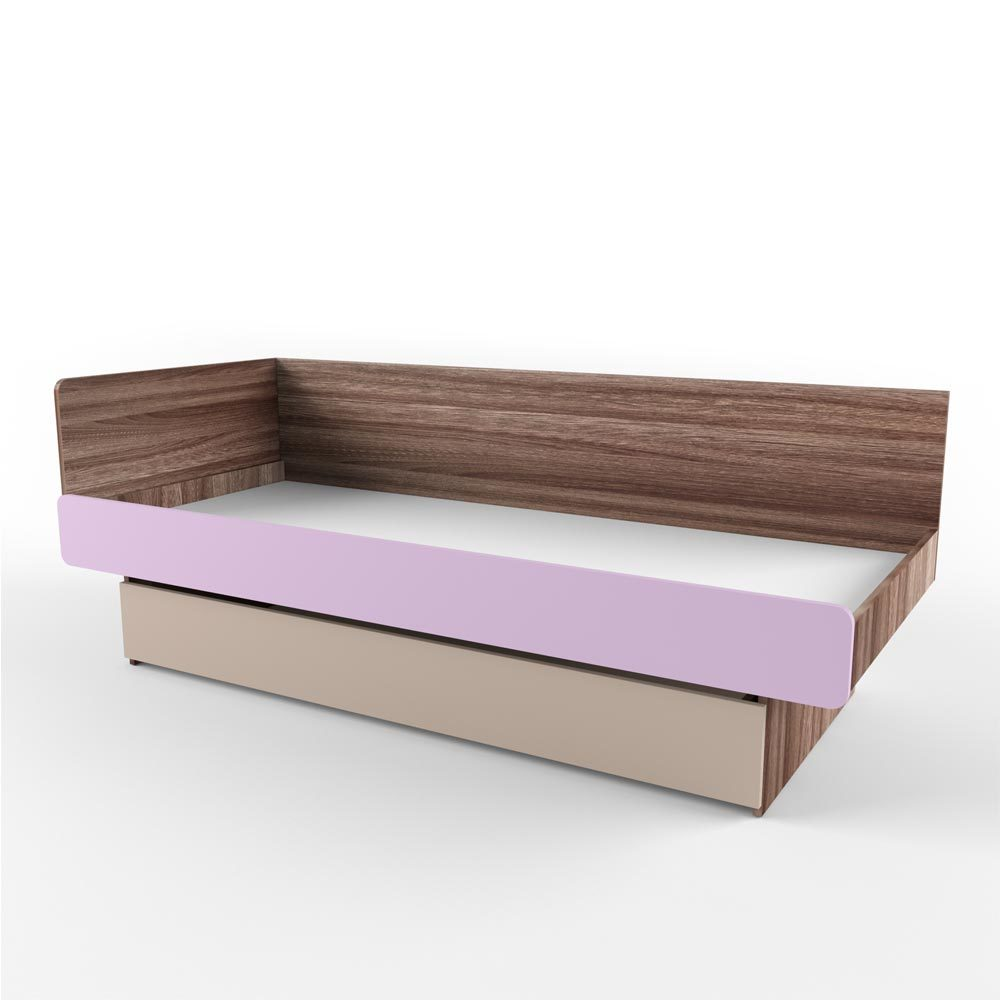 Кровать широкая Слэш