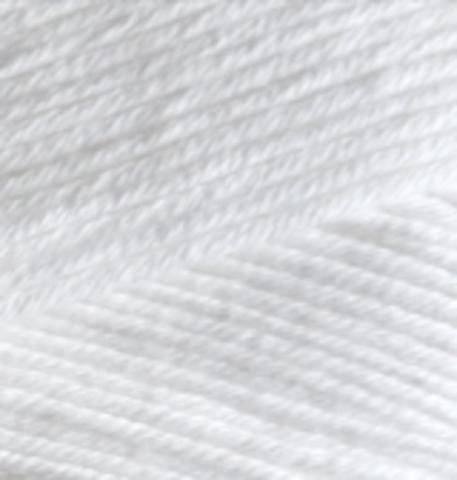 Пряжа Bella Alize 55 Белый