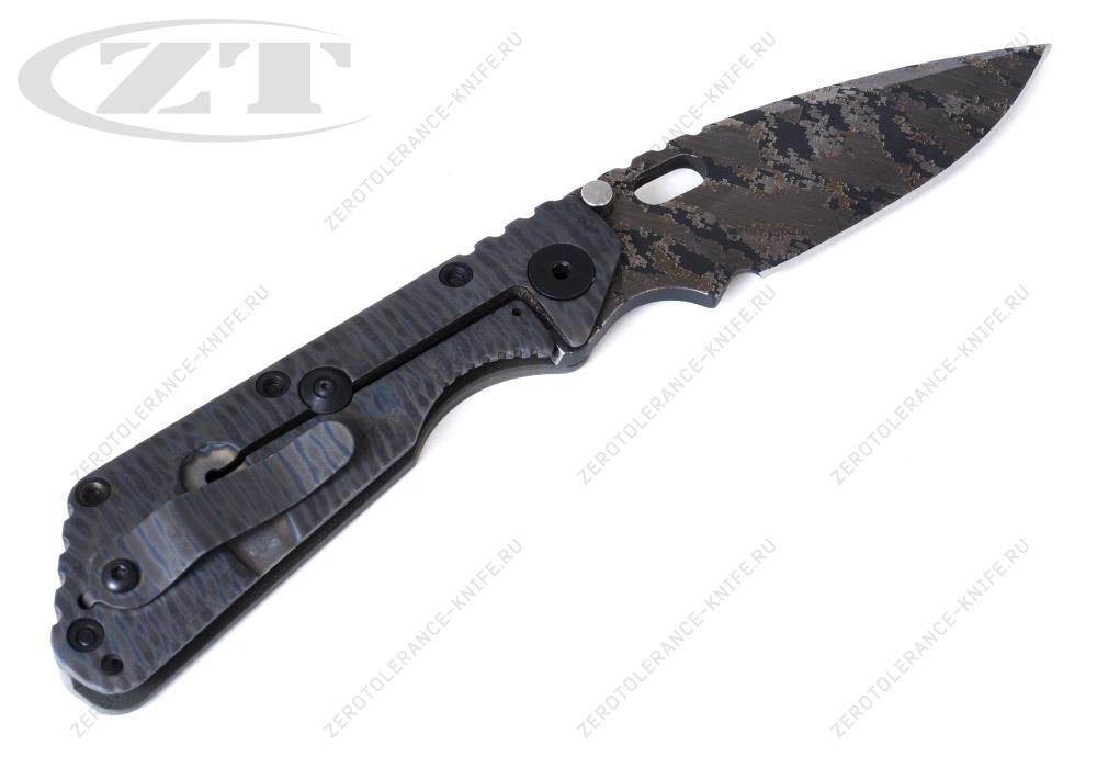 Нож Mick Strider SMF Digicam TAD Edition - фотография