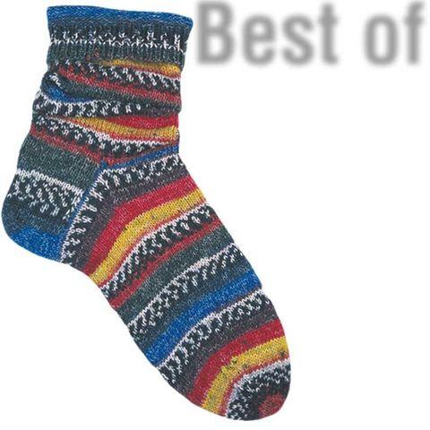 Пряжа для носков Fortissima Mexiko