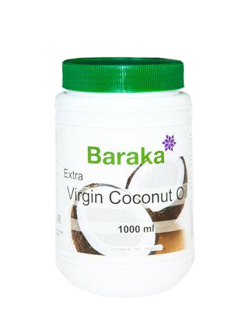 Кокосовое масло Вирджин Барака