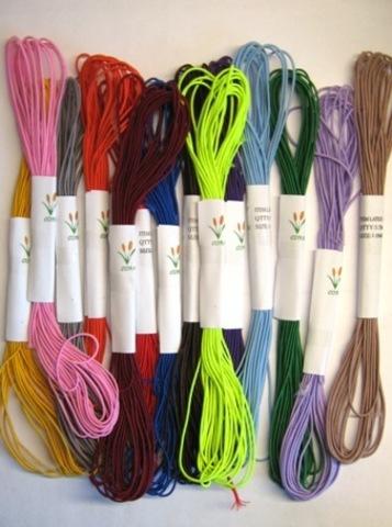 Шляпная резинка, различные цвета