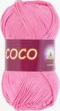 Пряжа Vita Coco 3854 светло-розовый