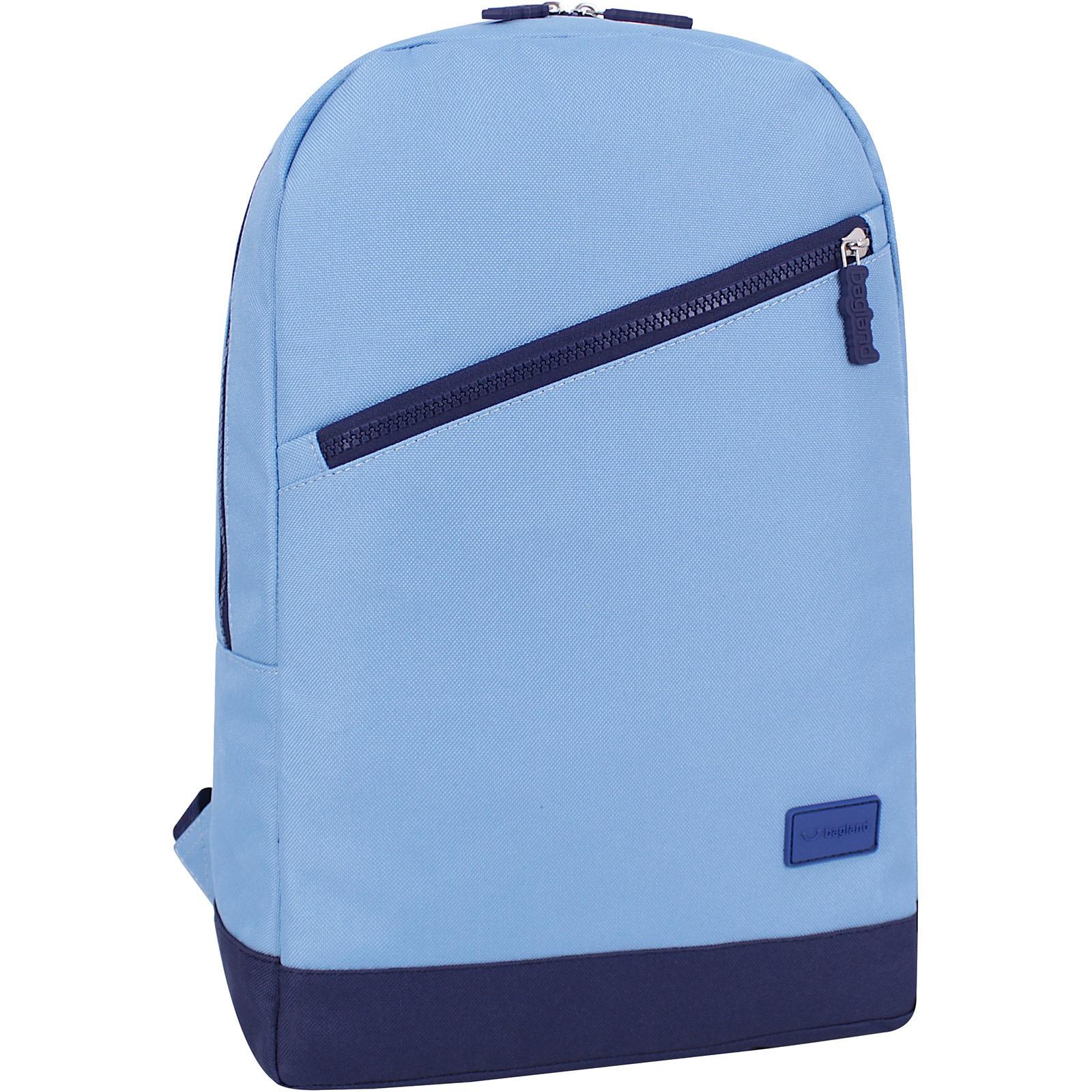 Рюкзак Bagland Amber 15 л. голубой (0010466) фото 1