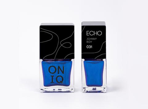 ONP-031 Лак для стемпинга. Echo: Johnny Boy