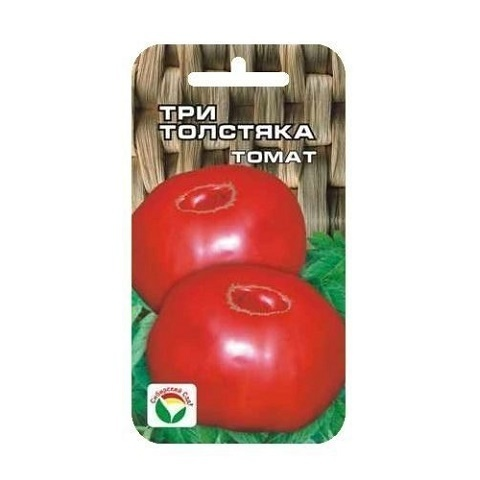 Три толстяка 20шт томат (Сиб сад)