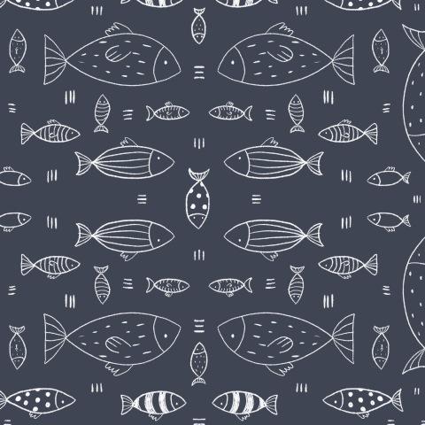 Рыбки сканди