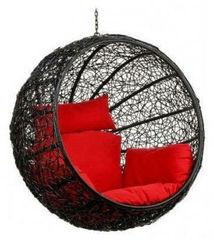 Подвесное кресло Kokos Black (без стойки)