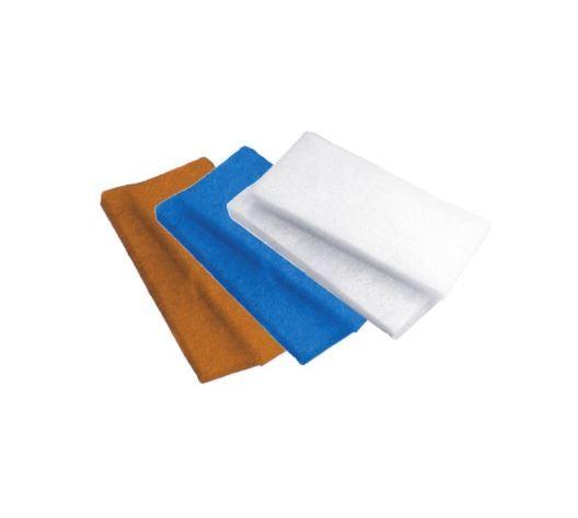 Non-woven scrub pads