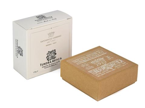 Мыло для бритья Saponificio varesino Tundra Artica 150 гр