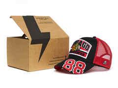 Бейсболка NHL Chicago Blackhawks № 88