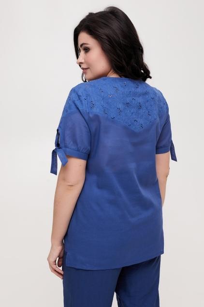 Блуза Джесіка (джинс)