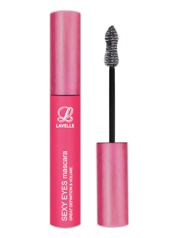 LavelleCollection Тушь MS-32 Sexy Eyes Mascara Great Definition and Volume суперобъем+ разделение