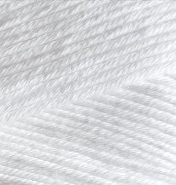 Пряжа Alize Bella 55 белый