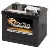 Аккумулятор автомобильный Deka 319L  ( 6V 100Ah / 6В 100Ач ) - фотография
