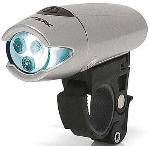 Картинка фонарь велосипедный XLC Передний Triton CL-F03  - 1